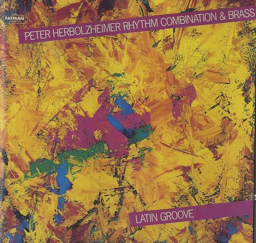 Peter Herbolzheimer Latin Groove CD album (CDLP) German PHHCDLA491947