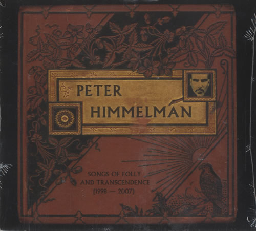 Peter Himmelman Songs Of Folly And Transcendence 1998-2000 CD album (CDLP) US PQXCDSO525020
