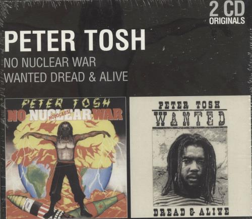 Peter Tosh 2 CD Originals - Sealed 2 CD album set (Double CD) UK TOS2CCD700209