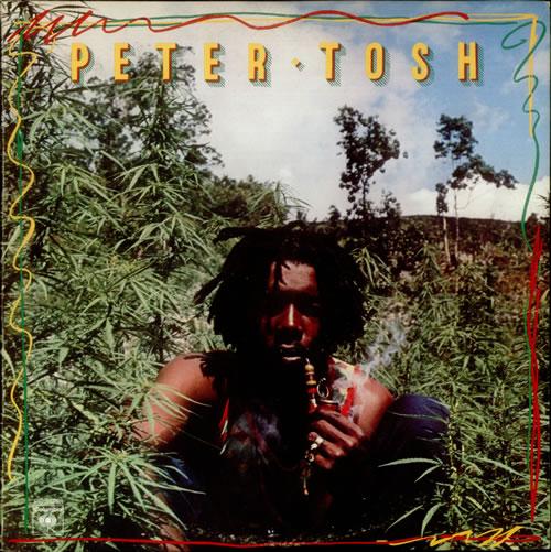 Peter Tosh Legalize It vinyl LP album (LP record) US TOSLPLE541263