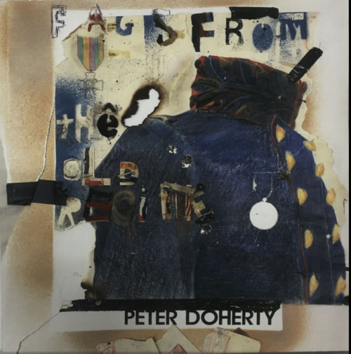 pete doherty flags of the old regime 7 vinyl single 7 inch record