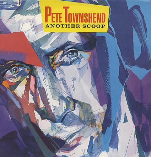Pete Townshend Another Scoop 2-LP vinyl record set (Double Album) US TOW2LAN326792