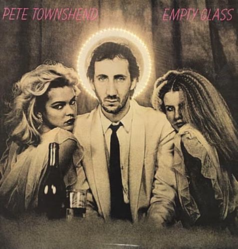 Pete Townshend Empty Glass vinyl LP album (LP record) Spanish TOWLPEM334793