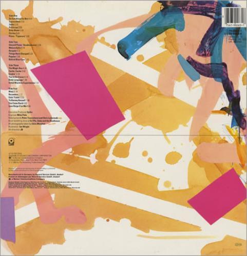 Pete Townshend Scoop 2-LP vinyl record set (Double Album) German TOW2LSC62161