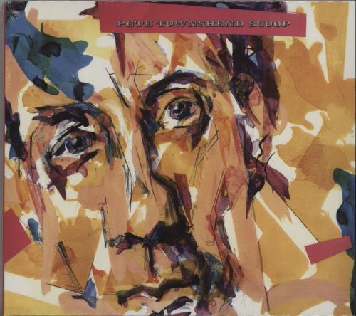Pete Townshend Scoop 2 CD album set (Double CD) UK TOW2CSC682396