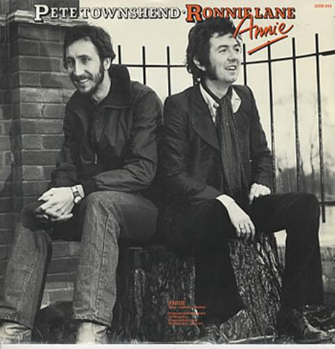 """Pete Townshend Street In The City 12"""" vinyl single (12 inch record / Maxi-single) UK TOW12ST44925"""