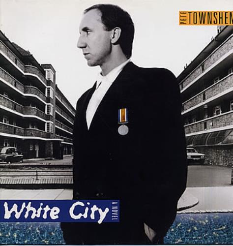 Pete Townshend White City vinyl LP album (LP record) German TOWLPWH268409