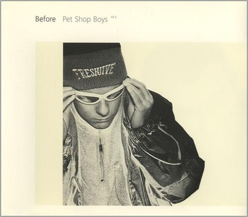 Pet Shop Boys Before 2-CD single set (Double CD single) UK PSB2SBE153463