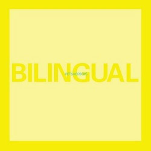 Pet Shop Boys Bilingual CD album (CDLP) UK PSBCDBI459946