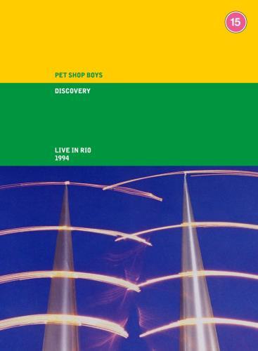 Pet Shop Boys Discovery Live In Rio 1994 - 2CD+DVD - Sealed 3-disc CD/DVD Set UK PSB3DDI768314