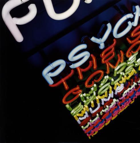 Pet Shop Boys Fundamental vinyl LP album (LP record) UK PSBLPFU356282