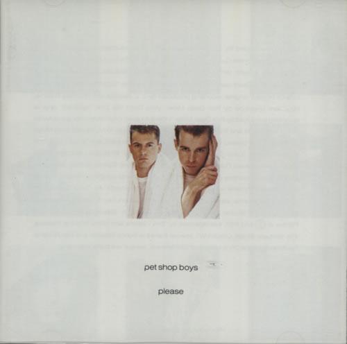 Pet Shop Boys Further Listening Series CD album (CDLP) UK PSBCDFU621545