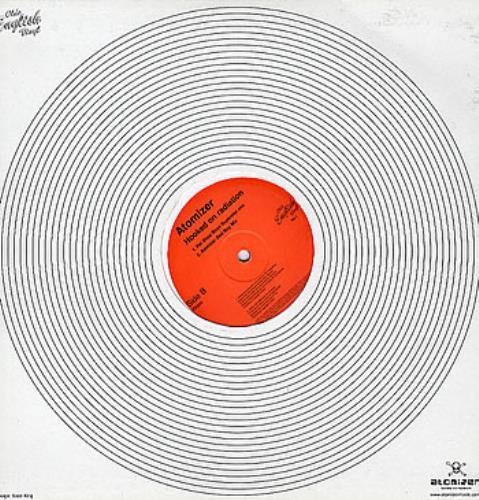 "Pet Shop Boys Hooked On Radiation 12"" vinyl single (12 inch record / Maxi-single) UK PSB12HO287047"