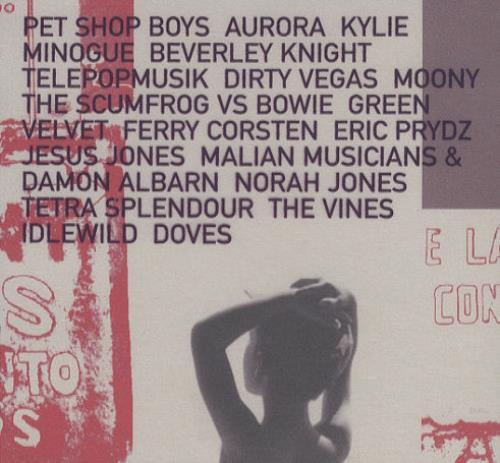 Pet Shop Boys I Get Along CD album (CDLP) UK PSBCDIG434192