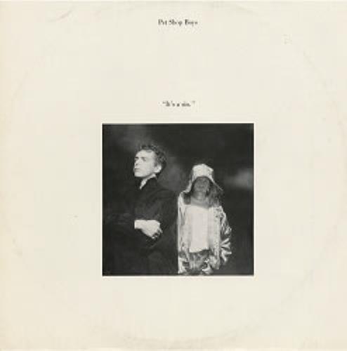 aa51173bdf40c Pet Shop Boys It's A Sin Brazilian Promo 12