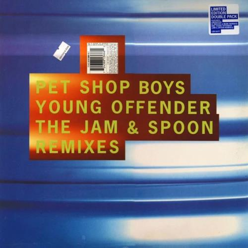 "Pet Shop Boys Liberation - Double Pack 12"" vinyl single (12 inch record / Maxi-single) UK PSB12LI27776"