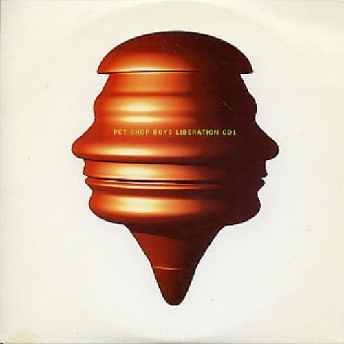Pet Shop Boys Liberation 2-CD single set (Double CD single) UK PSB2SLI152034