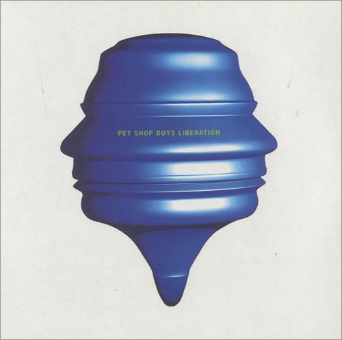 "Pet Shop Boys Liberation CD single (CD5 / 5"") Dutch PSBC5LI216409"