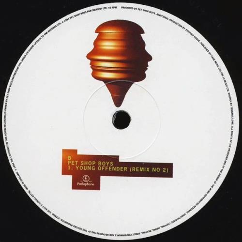 "Pet Shop Boys Liberation/Young Offender - Double Pack 12"" vinyl single (12 inch record / Maxi-single) UK PSB12LI27776"
