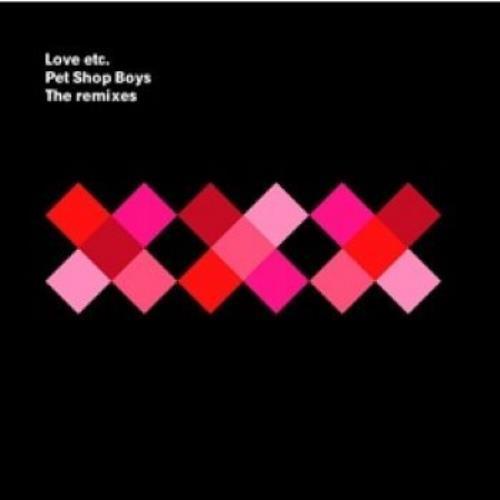 Pet Shop Boys Love etc - Sealed 2-CD single set (Double CD single) UK PSB2SLO461178