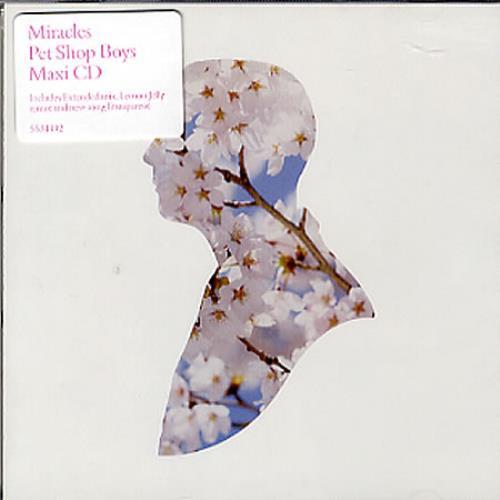 Pet Shop Boys Miracles - 2xCD set 2-CD single set (Double CD single) UK PSB2SMI264058
