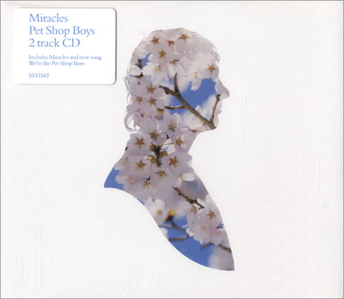 """Pet Shop Boys Miracles CD single (CD5 / 5"""") UK PSBC5MI494701"""