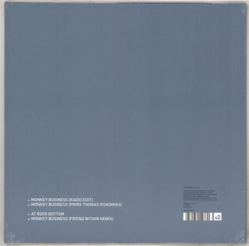 "Pet Shop Boys Monkey Business - Sealed 12"" vinyl single (12 inch record / Maxi-single) UK PSB12MO739099"