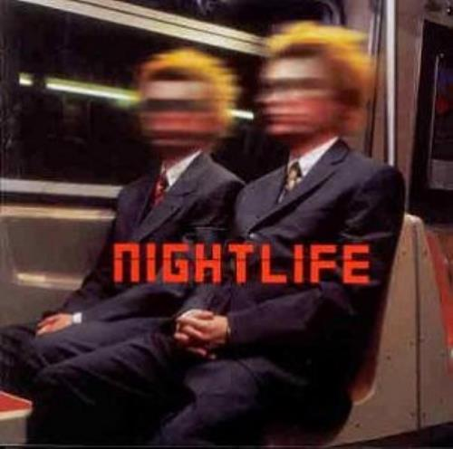 Pet Shop Boys Nightlife - with Slipcase CD album (CDLP) UK PSBCDNI145656