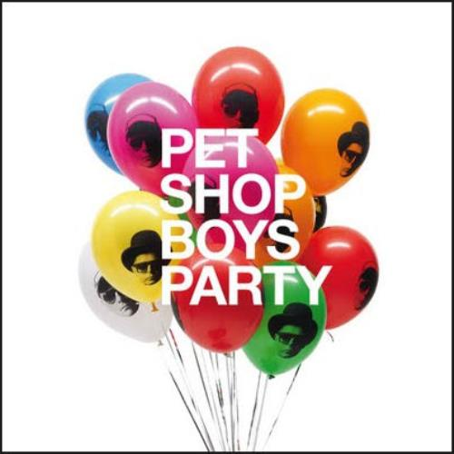 Pet Shop Boys Party - Sealed CD album (CDLP) Brazilian PSBCDPA491543