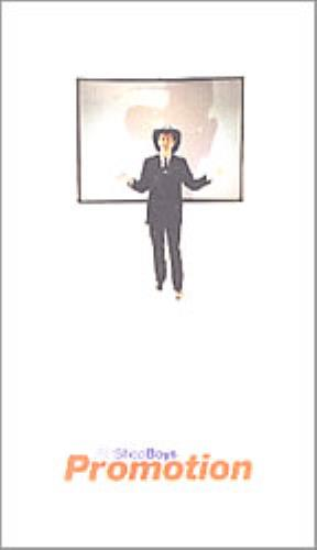 Pet Shop Boys Promotion video (VHS or PAL or NTSC) UK PSBVIPR79414
