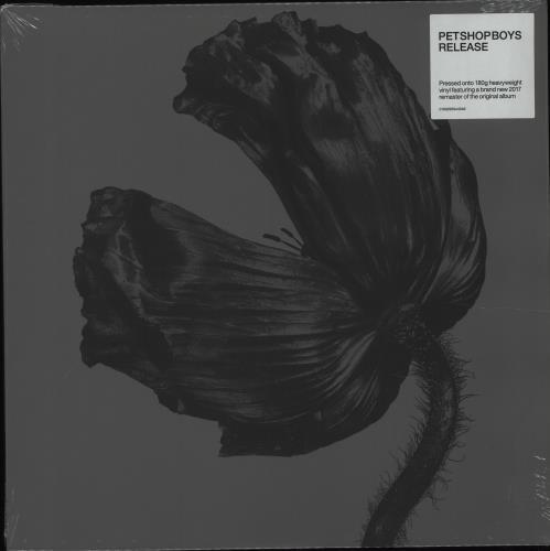 Pet Shop Boys Release - 180gram Vinyl + Sealed vinyl LP album (LP record) UK PSBLPRE677700