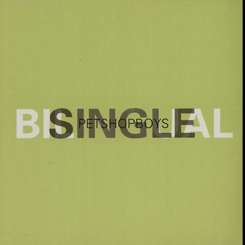 "Pet Shop Boys Single Bilingual - 2-track CD single (CD5 / 5"") Dutch PSBC5SI217352"