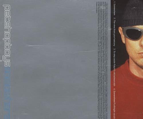 "Pet Shop Boys Somewhere CD single (CD5 / 5"") Dutch PSBC5SO248937"