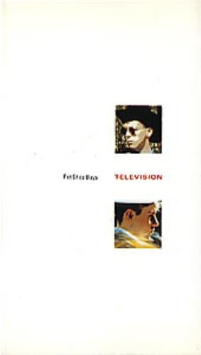 Pet Shop Boys Television video (VHS or PAL or NTSC) UK PSBVITE79408