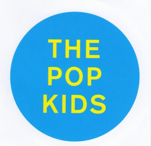 Pet Shop Boys The Pop Kids - Radio Edit CD-R acetate UK PSBCRTH651953