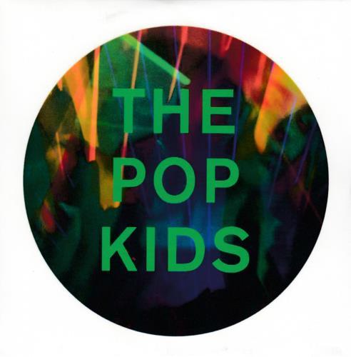 Pet Shop Boys The Pop Kids - Remixed - Withdrawn CD-R acetate UK PSBCRTH651958