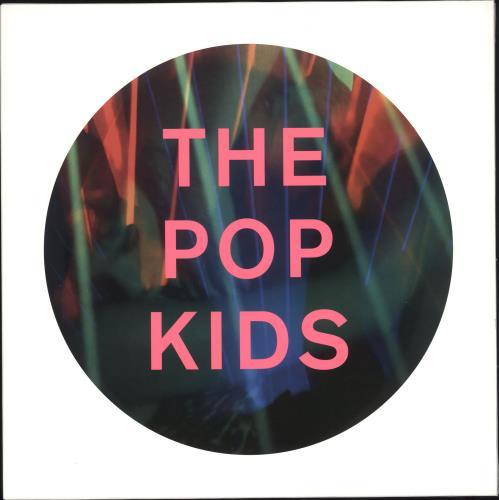 "Pet Shop Boys The Pop Kids - White Vinyl 12"" vinyl single (12 inch record / Maxi-single) UK PSB12TH742333"