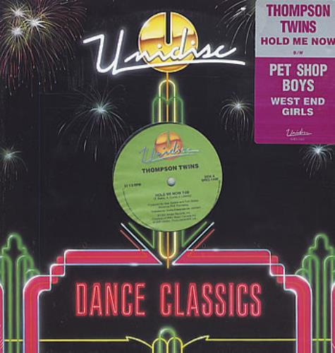 "Pet Shop Boys West End Girls 12"" vinyl single (12 inch record / Maxi-single) Canadian PSB12WE15147"