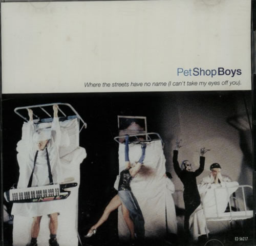 Pet Shop Boys Where The Streets Have No Name - 'Live on