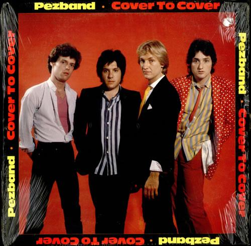 Pezband Cover To Cover vinyl LP album (LP record) US PXZLPCO516059