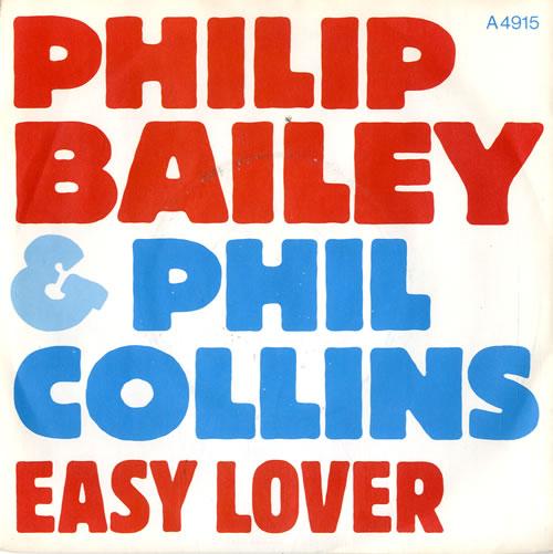 """Philip Bailey Easy Lover - P/S 7"""" vinyl single (7 inch record) UK PLB07EA581404"""