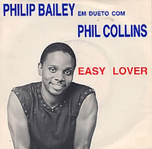 """Philip Bailey Easy Lover 7"""" vinyl single (7 inch record) Portugese PLB07EA279278"""