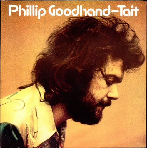 Phillip Goodhand-Tait Phillip Goodhand-Tait vinyl LP album (LP record) UK PGHLPPH510127