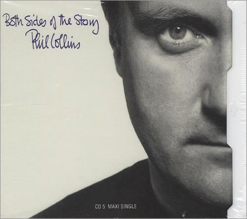 "Phil Collins Both Sides Of The Story CD single (CD5 / 5"") US COLC5BO68741"