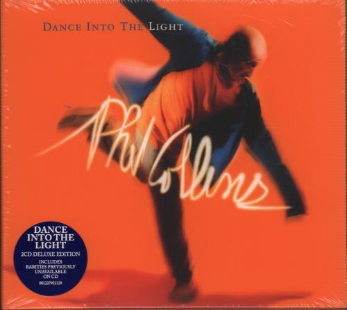 Phil Collins Dance Into The Light - Deluxe Edition - Sealed 2 CD album set (Double CD) UK COL2CDA652245