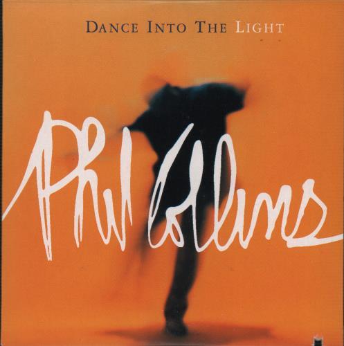 "Phil Collins Dance Into The Light CD single (CD5 / 5"") French COLC5DA73810"