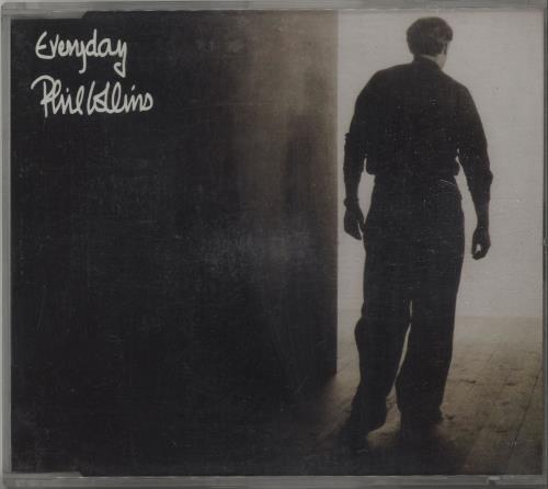 "Phil Collins Everyday CD single (CD5 / 5"") German COLC5EV615162"