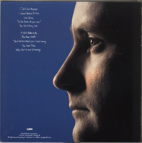 Phil Collins Hello I Must Be Going Deluxe Edition Youtube 12