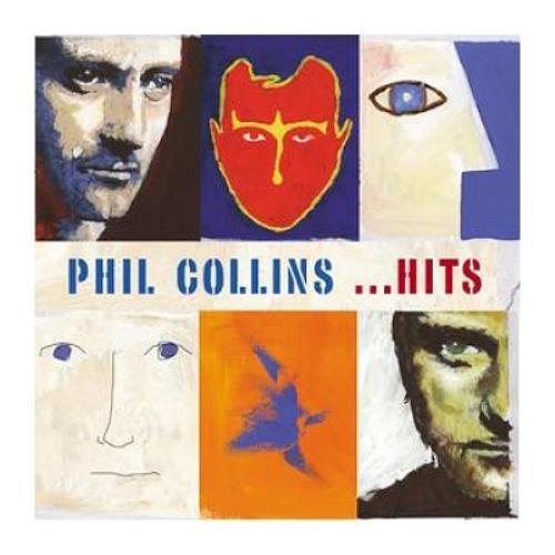 Phil Collins Hits CD album (CDLP) UK COLCDHI183118