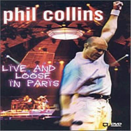 Phil Collins Live Amp Loose In Paris Thailand Video Cd 154213